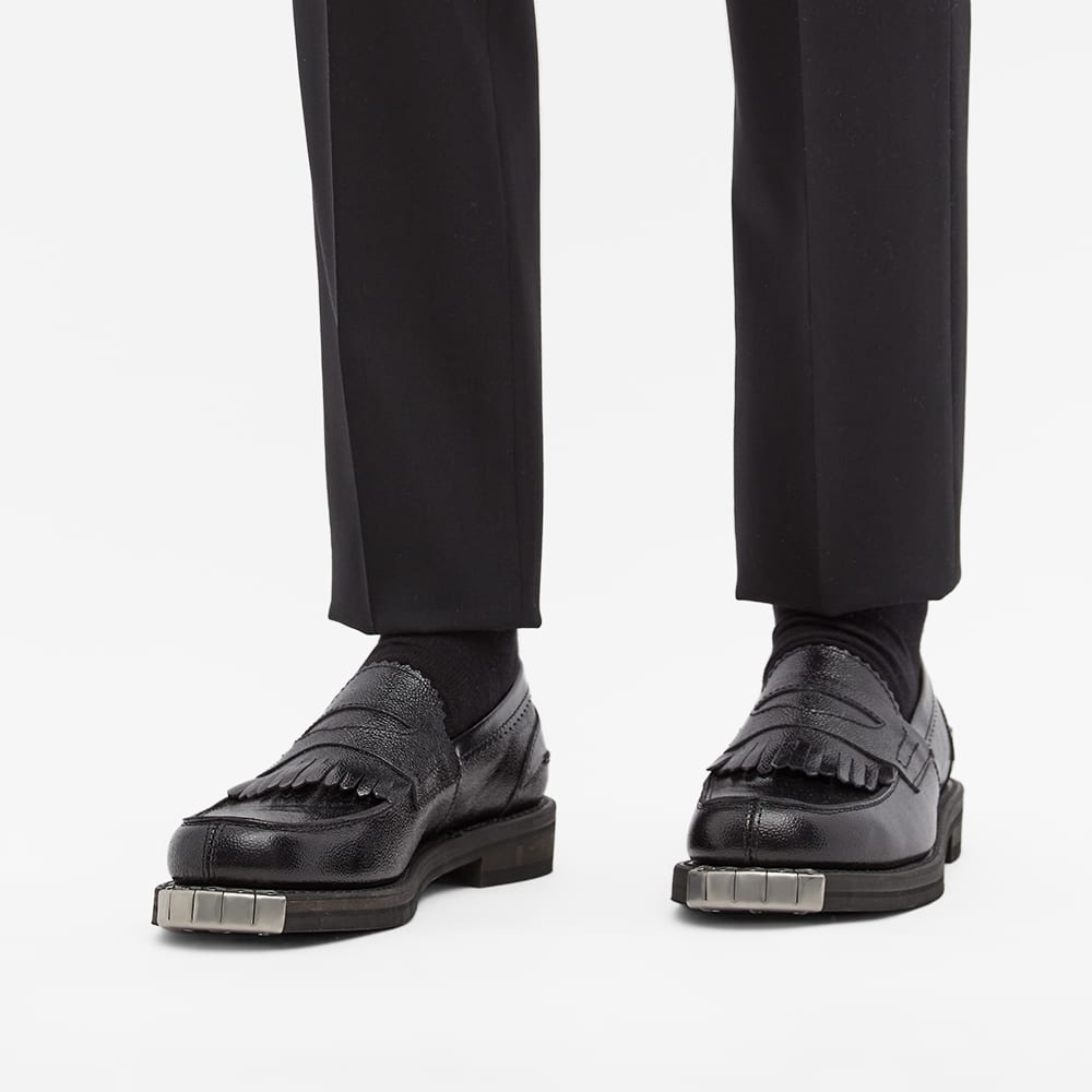 Our Legacy Loafer - Black Army Grain Leather