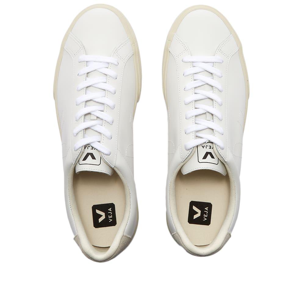 Veja Esplar Clean Leather Sneaker - White