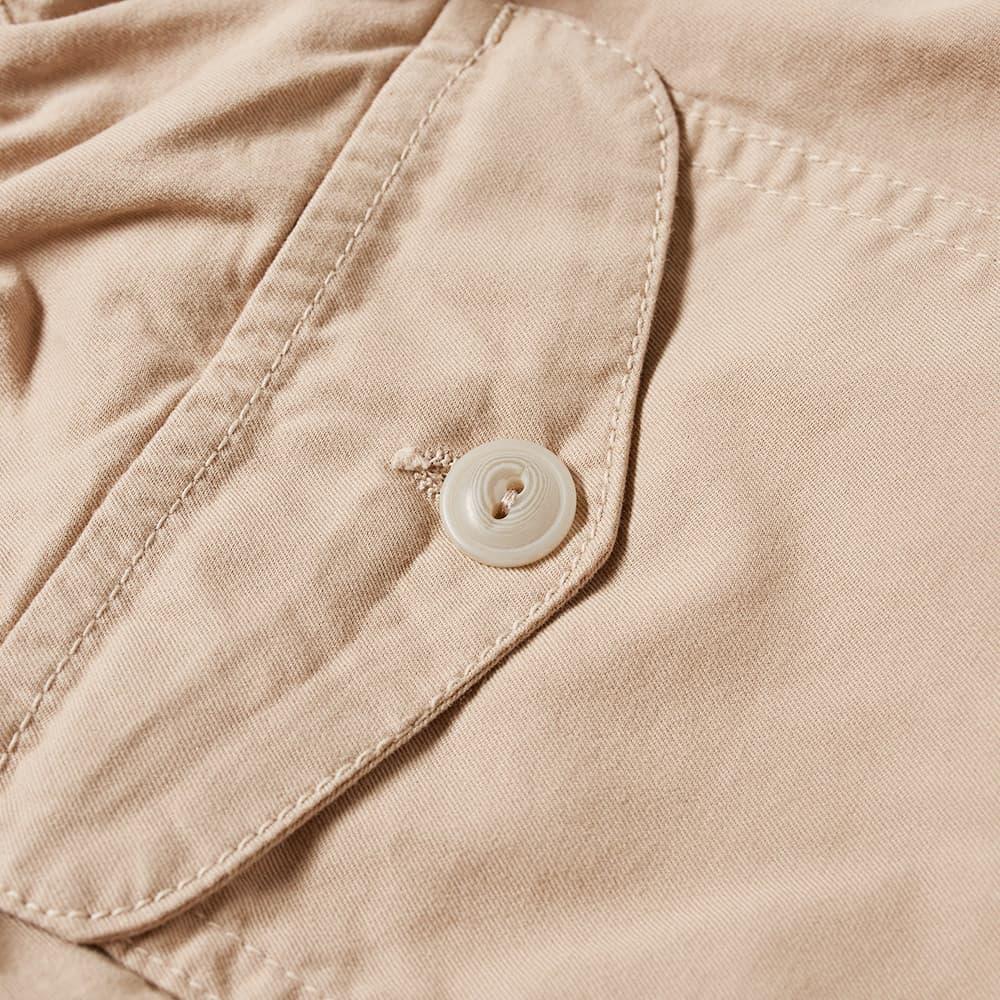 Save Khaki Twill Easy Short - Putty