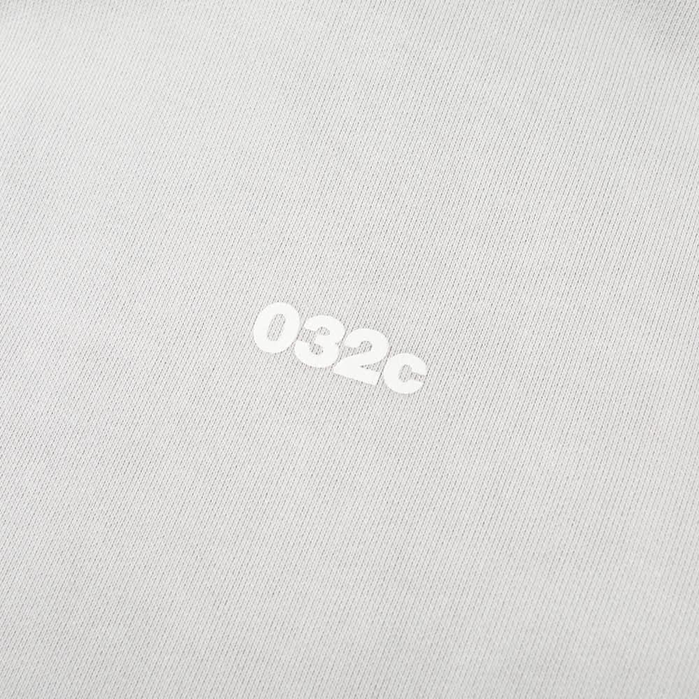 032c Vitruv Heat Sensitive Hoody - Grey