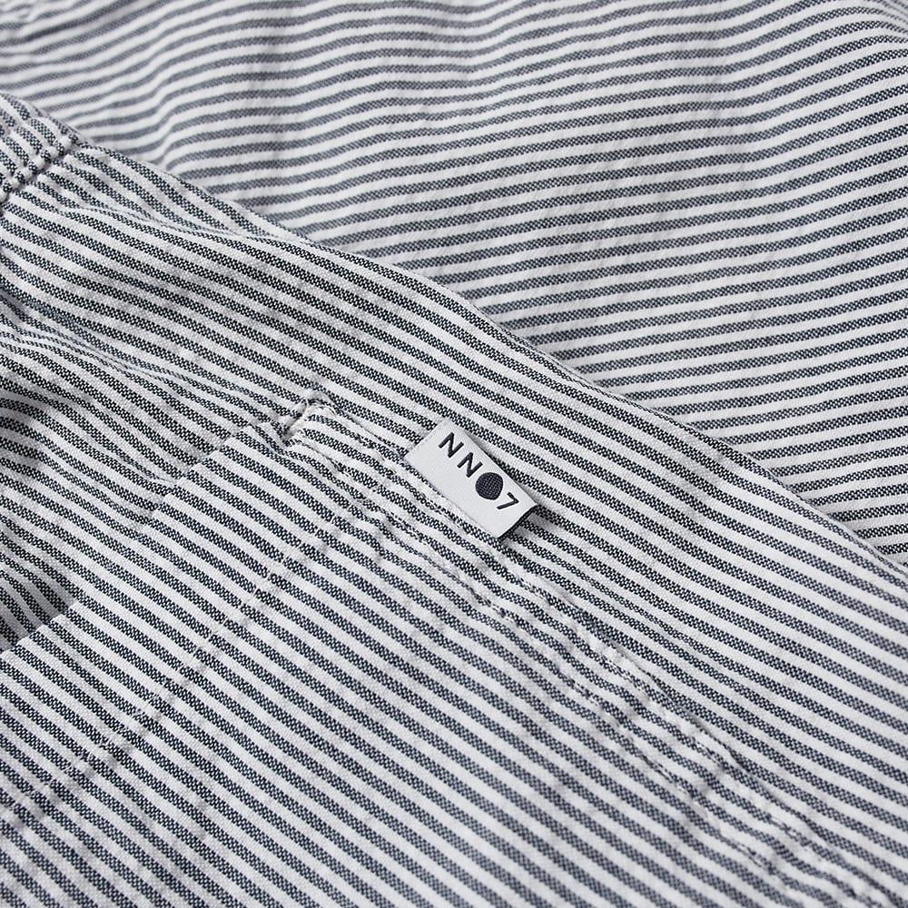 NN07 Hill Drawstring Short - Navy Stripe