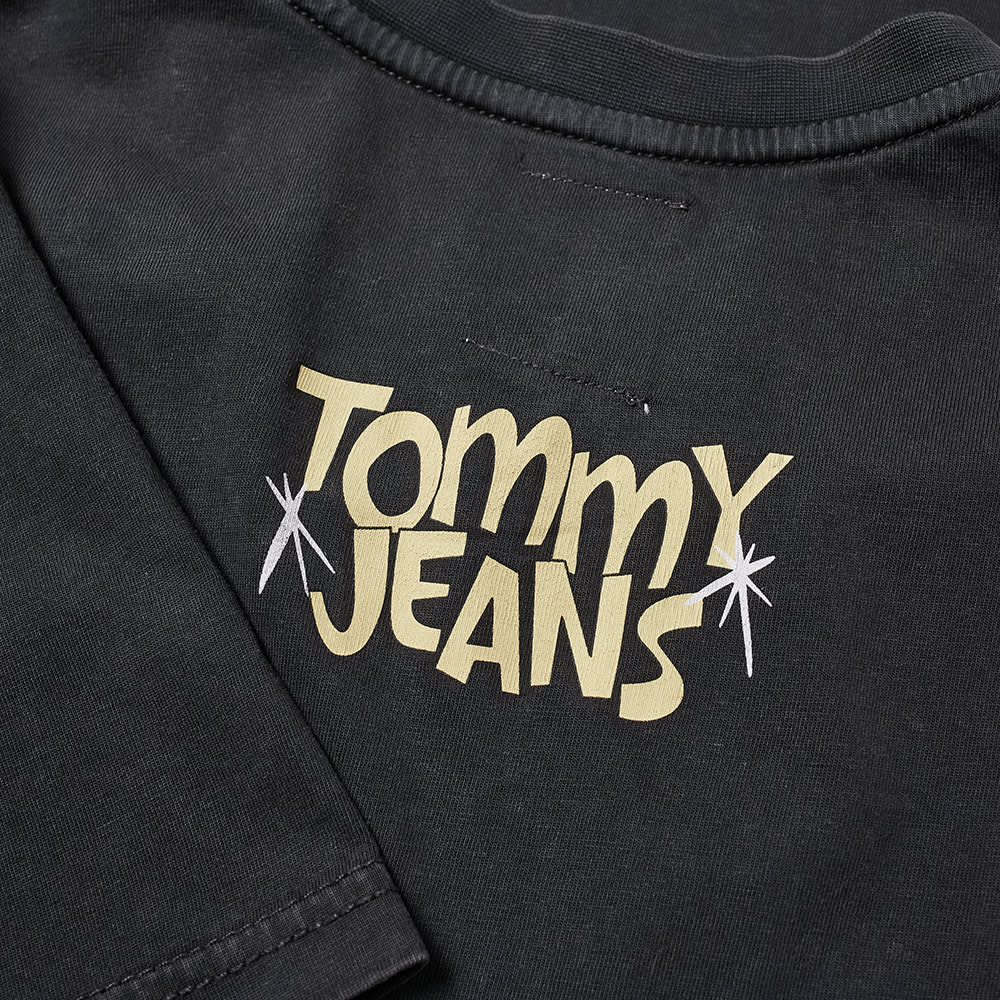 Tommy Jeans Ren & Stimpy Tee - Blackout