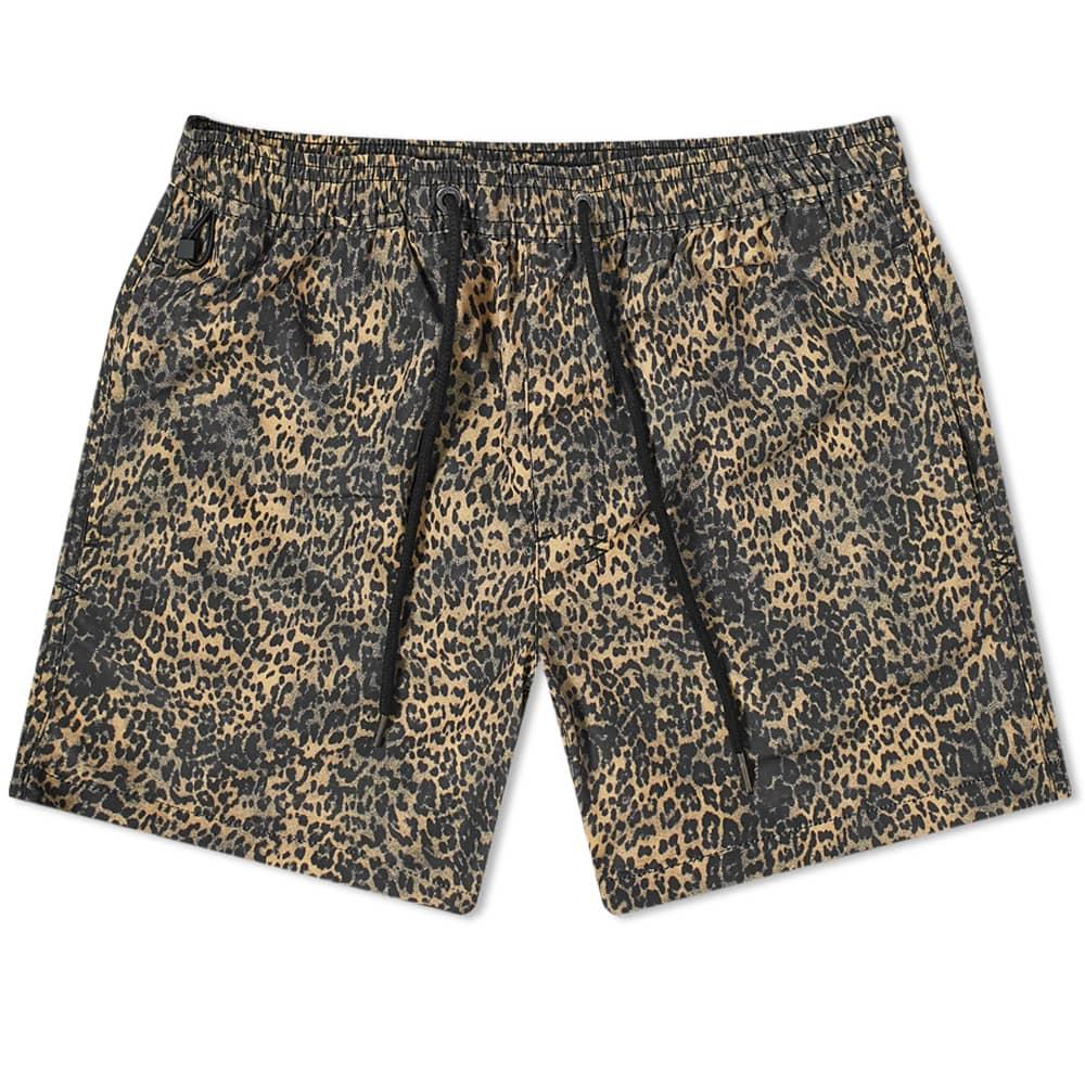 Ksubi Jungle Board Short - Leopard