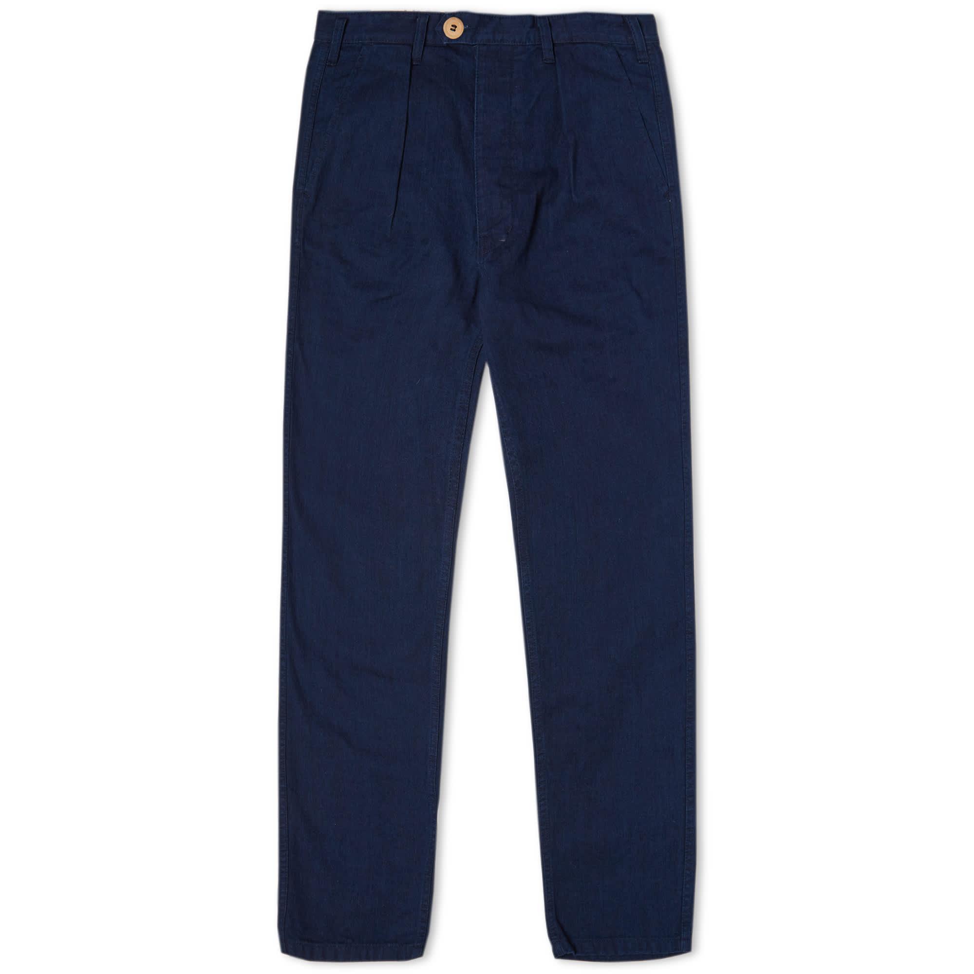 Bleu de Paname Swedish Pant - Indigo
