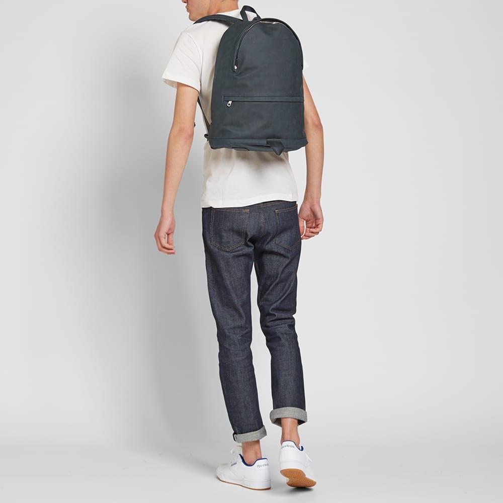 A.P.C. Stefan Backpack - Blue Grey