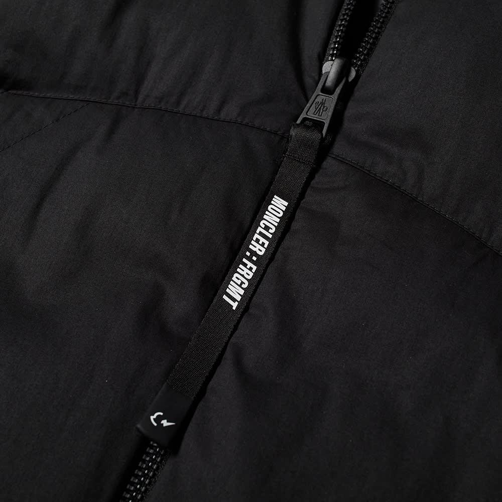 7 Moncler FRGMT Hiroshi Fujiwara Dombay Packable Down Jacket - Black