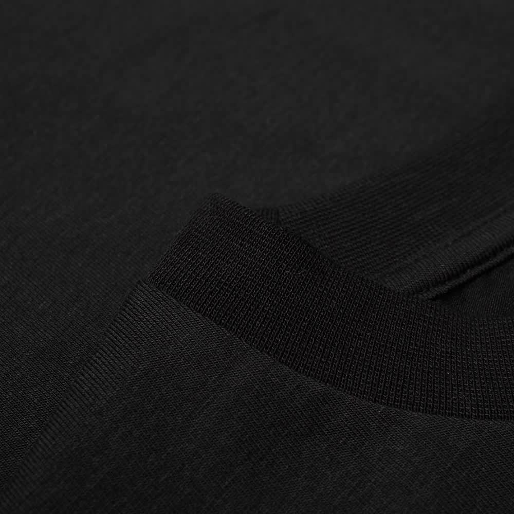 Acne Studios Exford Evil Face Tee - Black