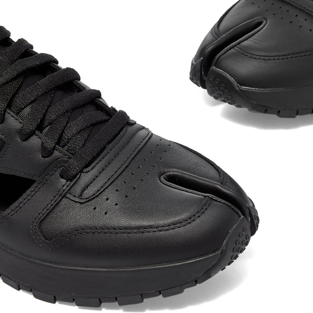 Maison Margiela x Reebok Classic Leather Gladiator Sneaker - Black