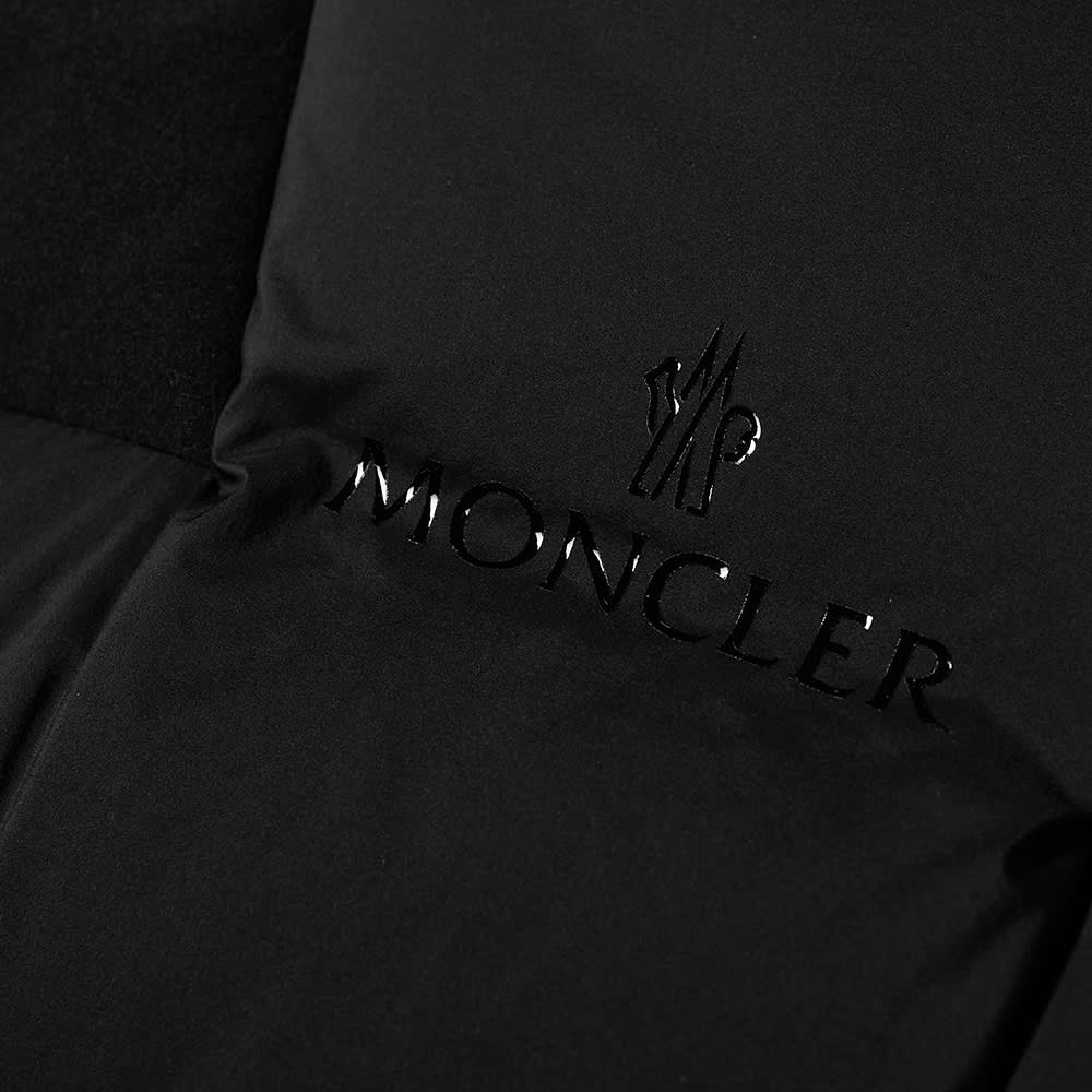 Moncler Timsit Down Jacket - Black & Black