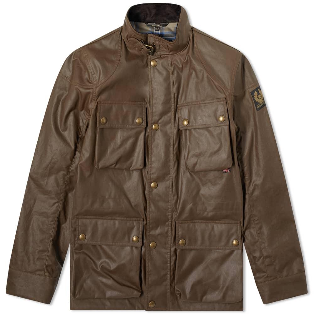 Belstaff Fieldmaster Jacket - Oil