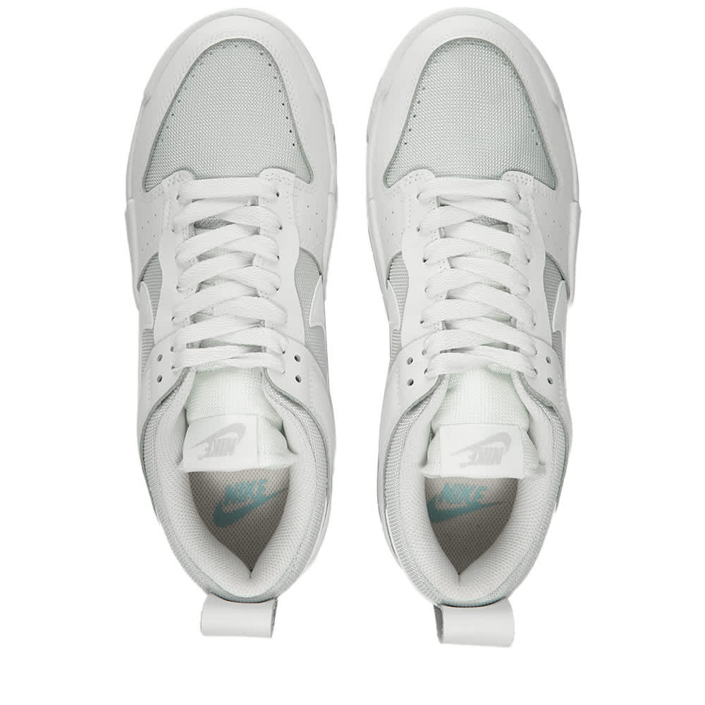 Nike Dunk Disrupt W - Photon Dust, White & Blue