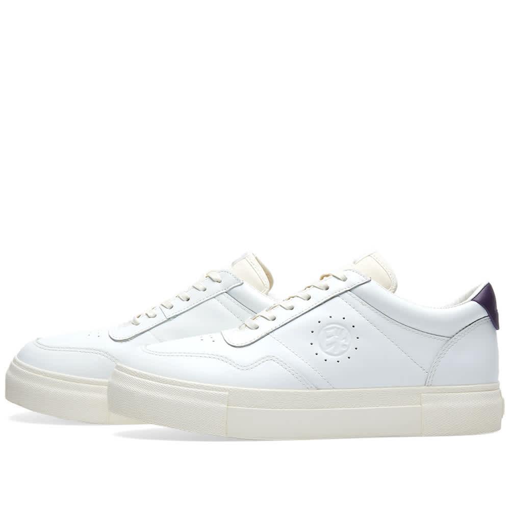 Eytys Arena Leather Sneaker White | END.