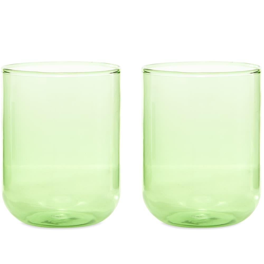 HAY Tint Tumbler - Set of 2 - Green