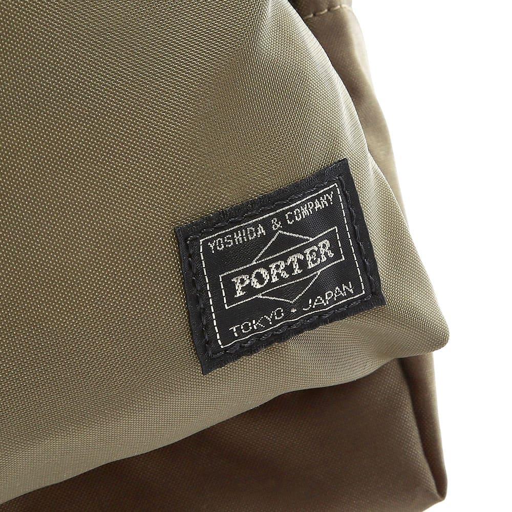 Porter-Yoshida & Co. Force Sling Shoulder Bag - Olive