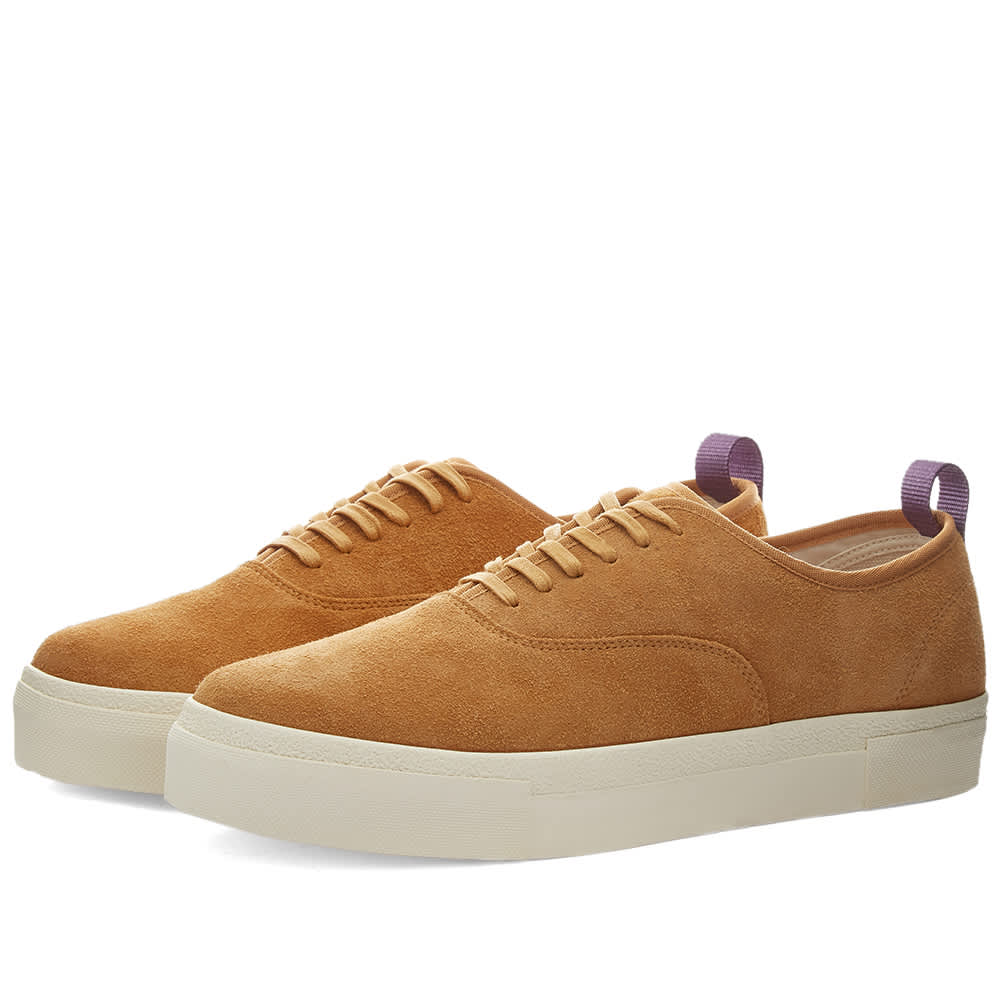 Eytys Mother Suede Sneaker - Ginger