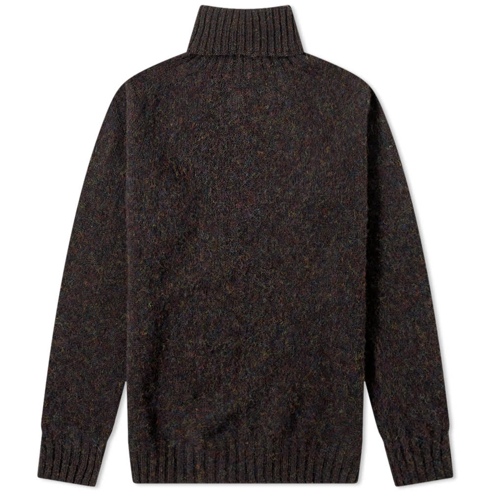 Howlin' Sylvester Roll Neck Knit - Wolf