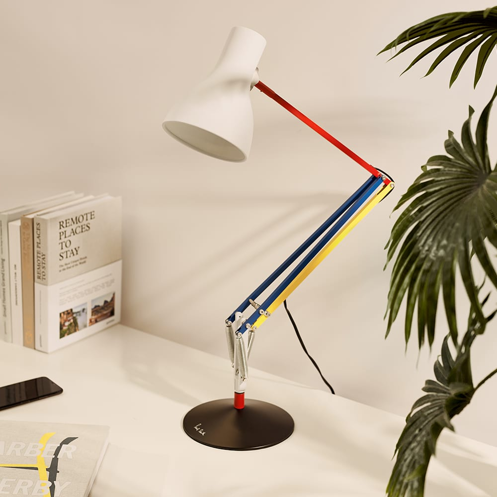 Anglepoise Type 75 Desk Lamp 'Paul Smith Edition 3' - Multi