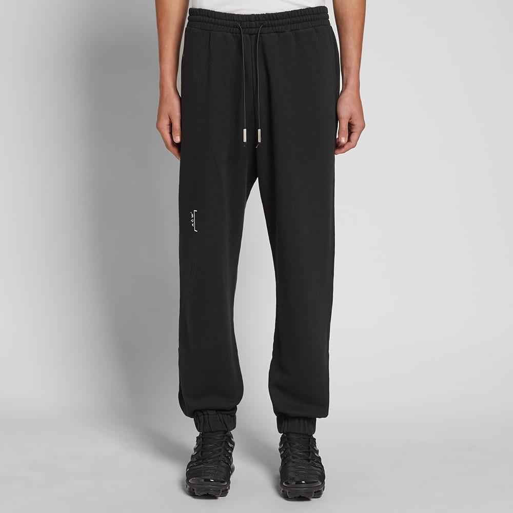 A-COLD-WALL* Bracket Logo Sweat Pant - Black