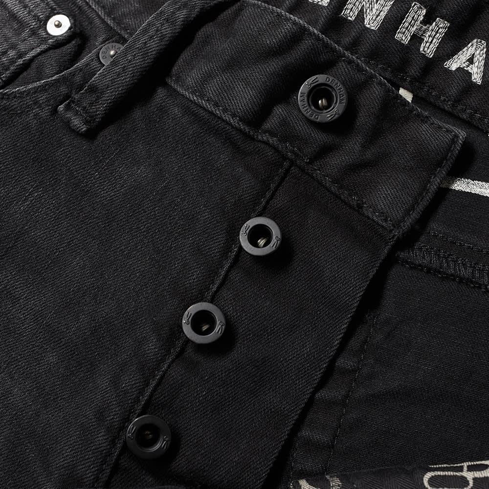 DENHAM Razor Slim Fit Jean - Ace Black