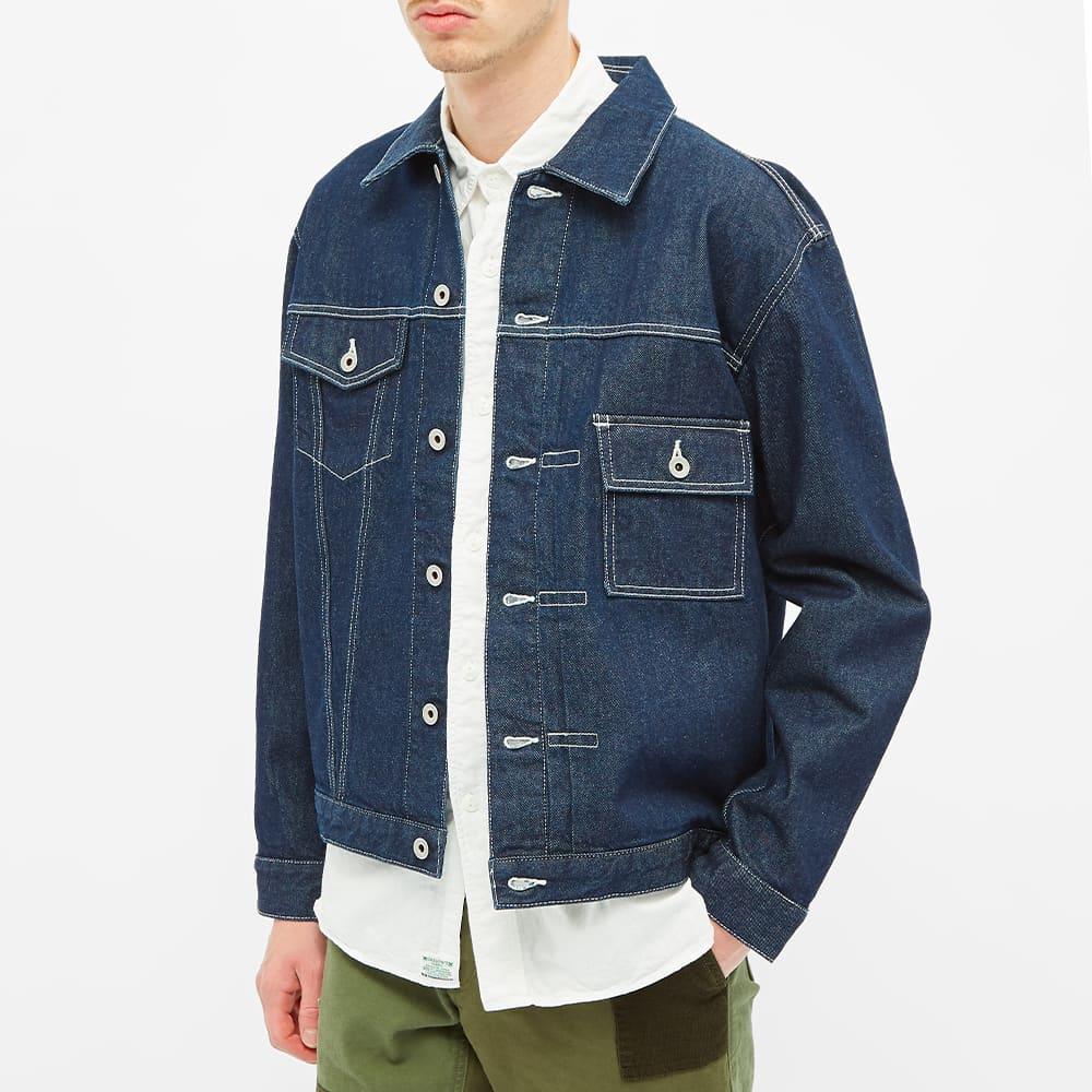 FDMTL Denim Jacket - Indigo