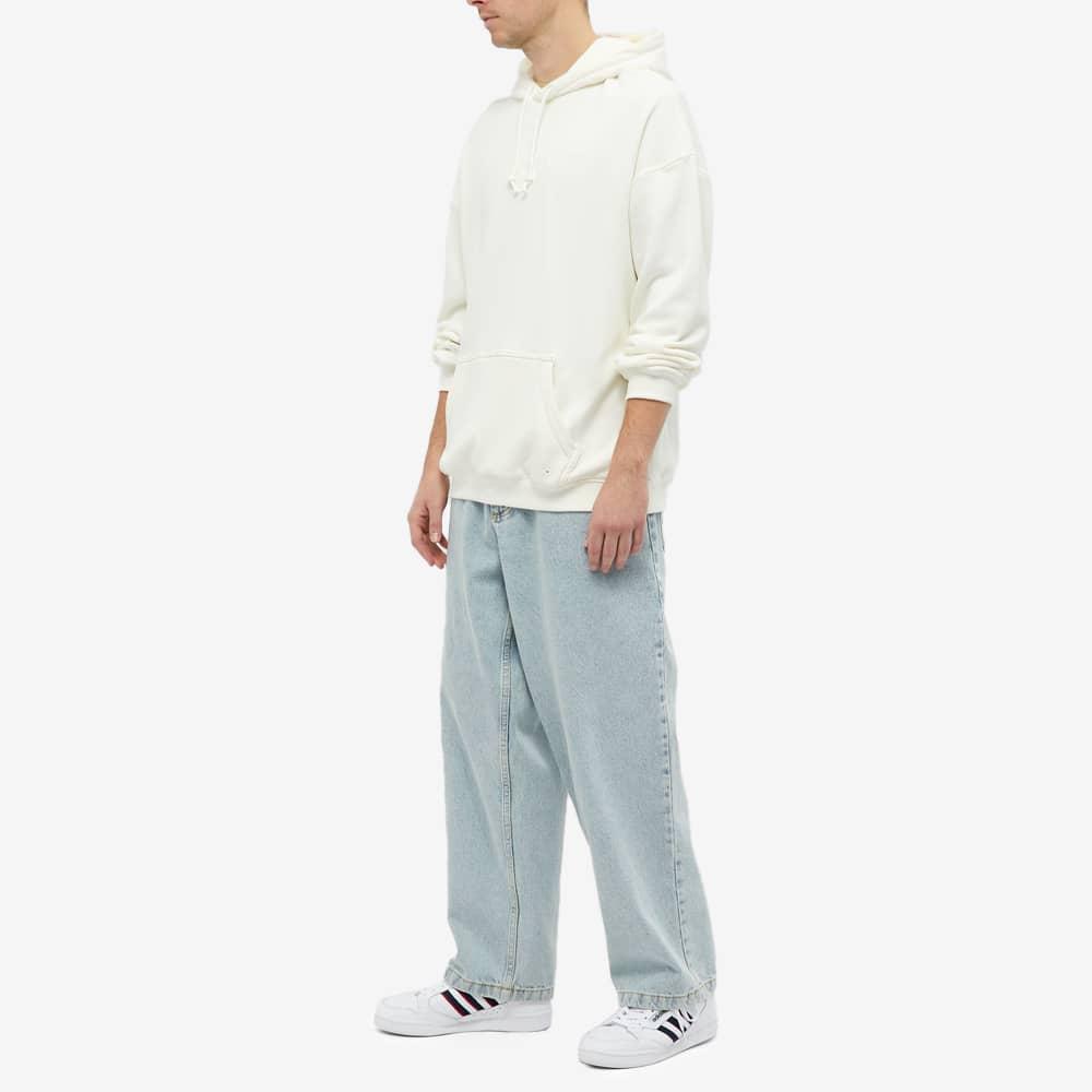 Adidas R.Y.V. Logo Hoody - Off White