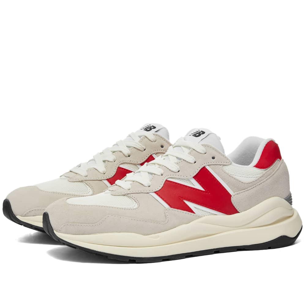 New Balance M5740CC - White & Red