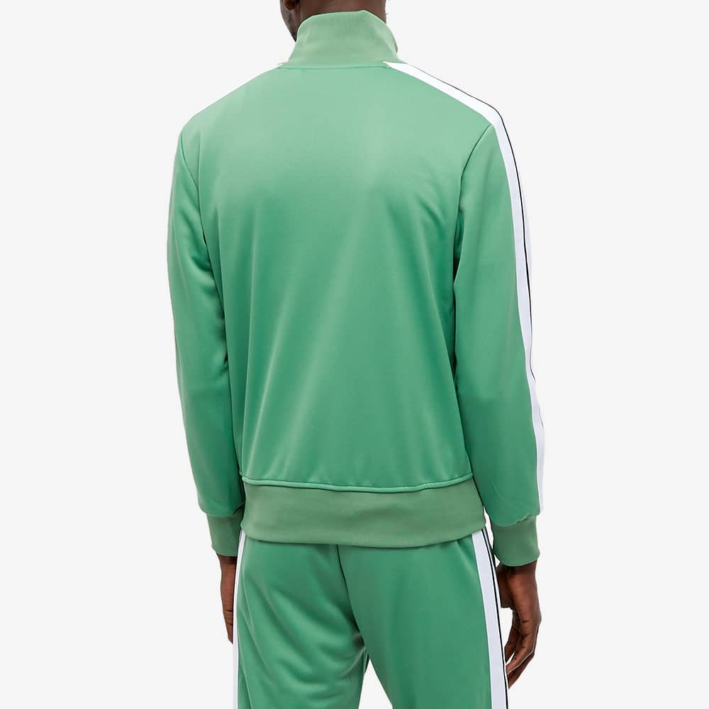 Palm Angels Classic Track Jacket - Green & White