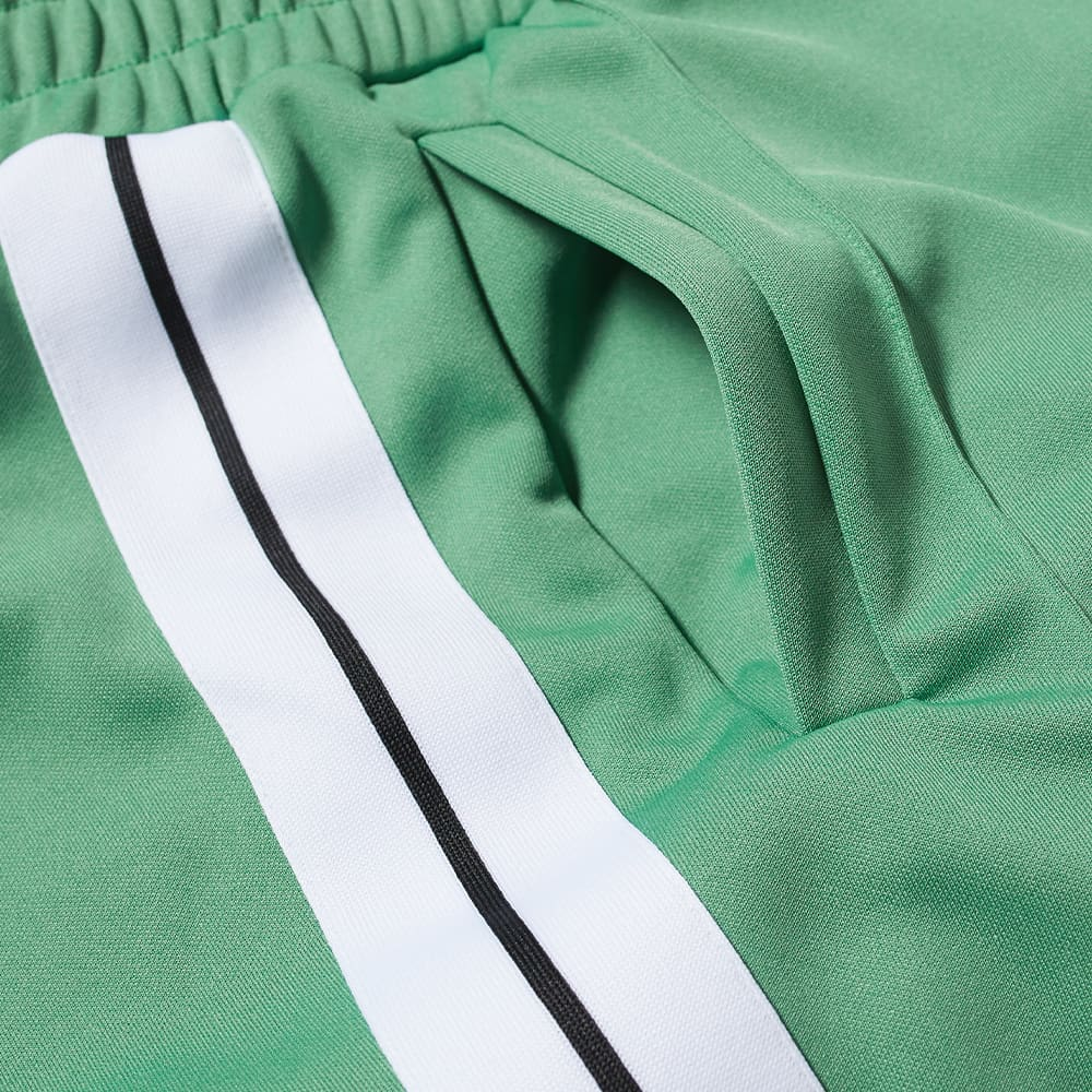 Palm Angels Classic Track Pant - Green & White