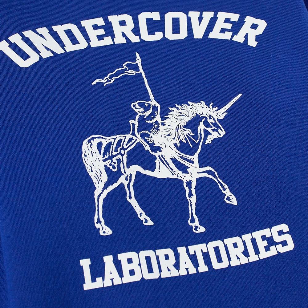 Undercover Laboratories Crew Sweat - Blue