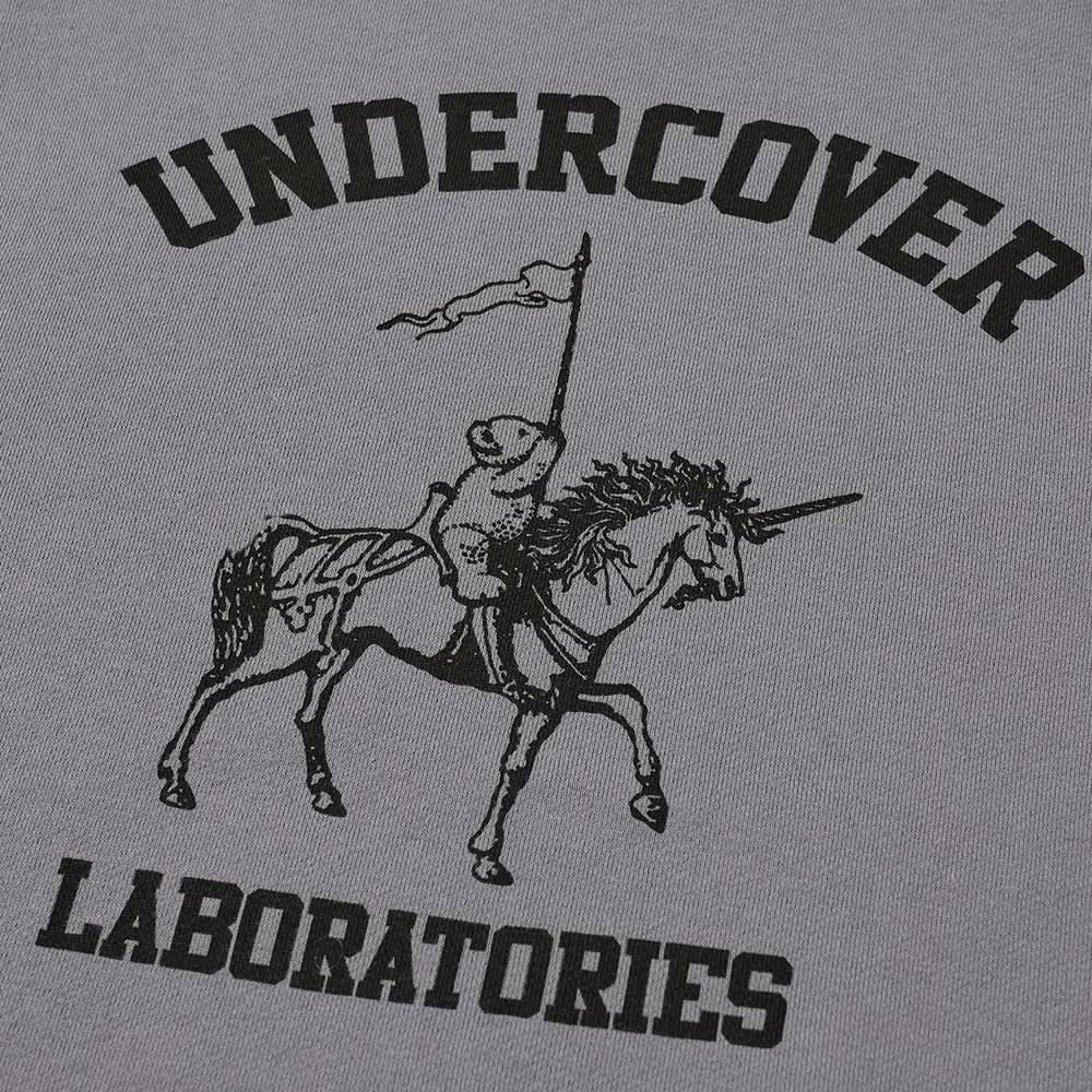 Undercover Laboratories Crew Sweat - Blue Grey