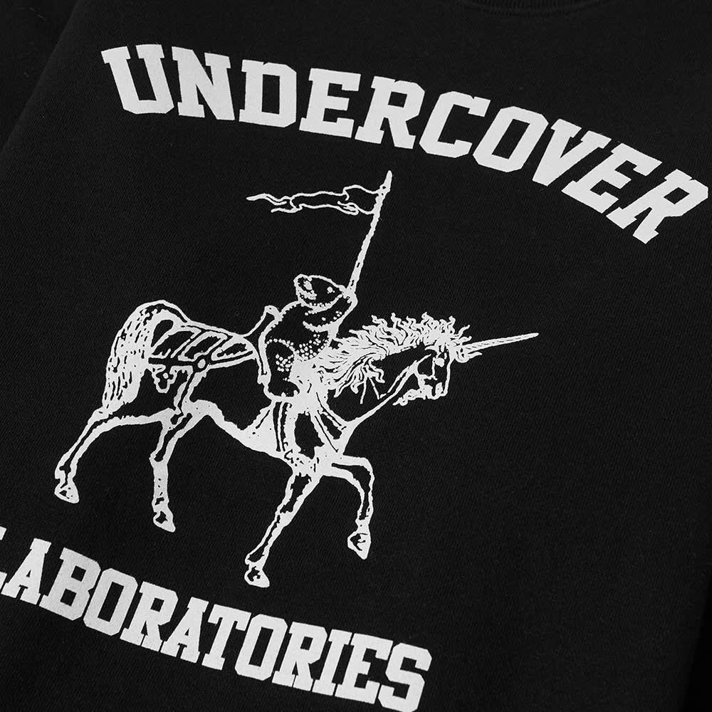Undercover Laboratories Crew Sweat - Black