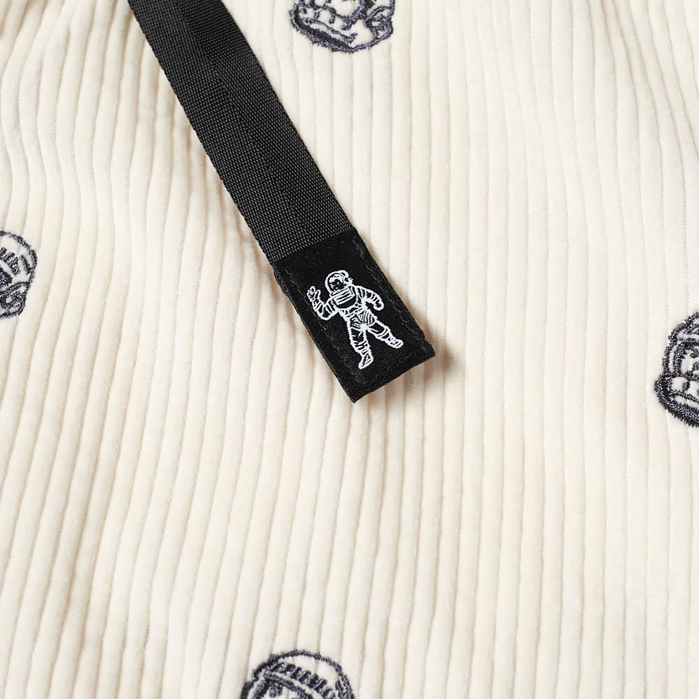 Billionaire Boys Club Embroidered Corduroy Climbing Pant - Oat