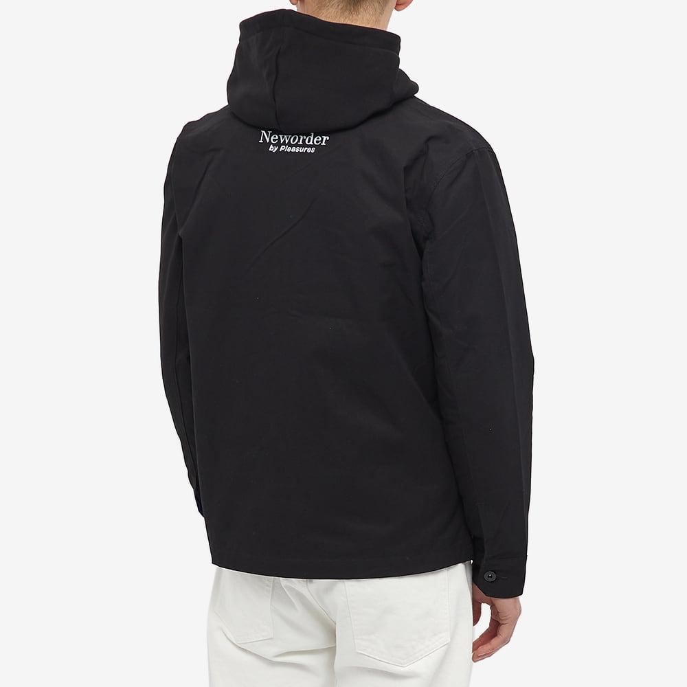 PLEASURES x New Order Technique Work Jacket - Black