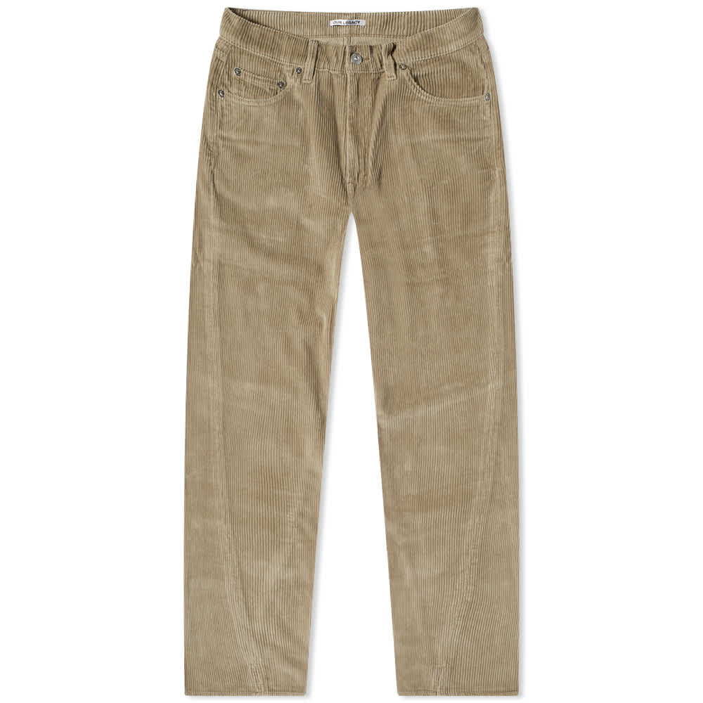 Our Legacy Sabot Cut Cords - Clay Grey Cord