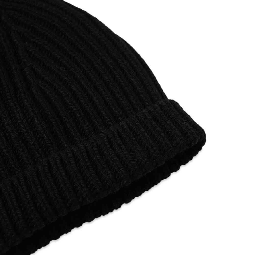Rick Owens Knit Beanie - Black