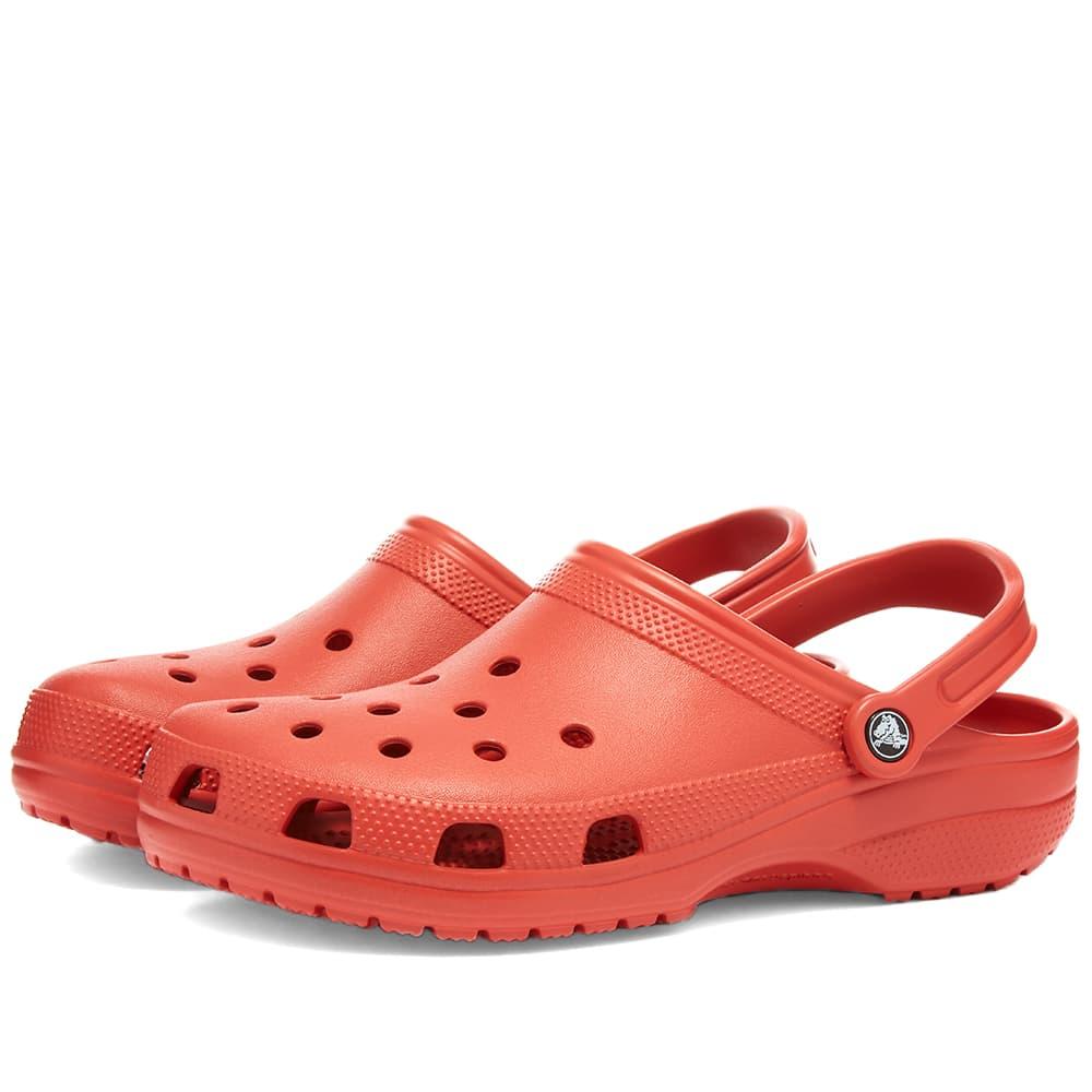 Crocs Classic Croc Spicy Orange   END.