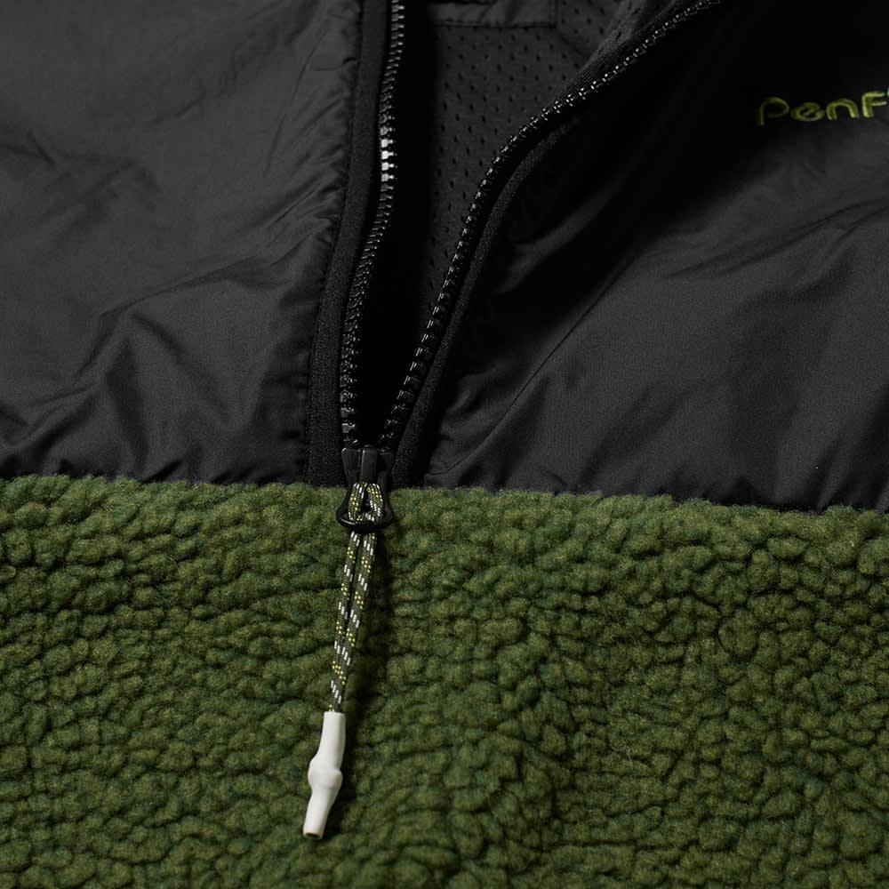 Penfield Therma Half Zip Fleece - Treetop Green