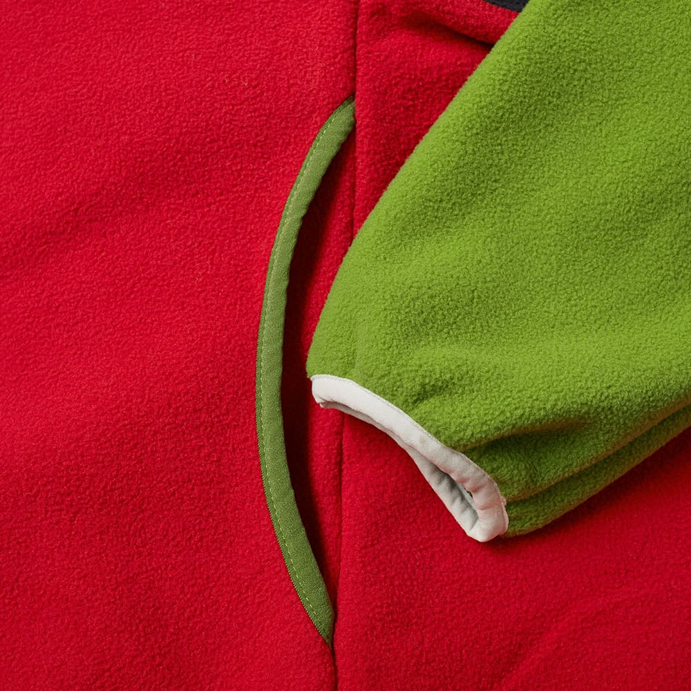 Penfield Melwood Colourblock Fleece - Black