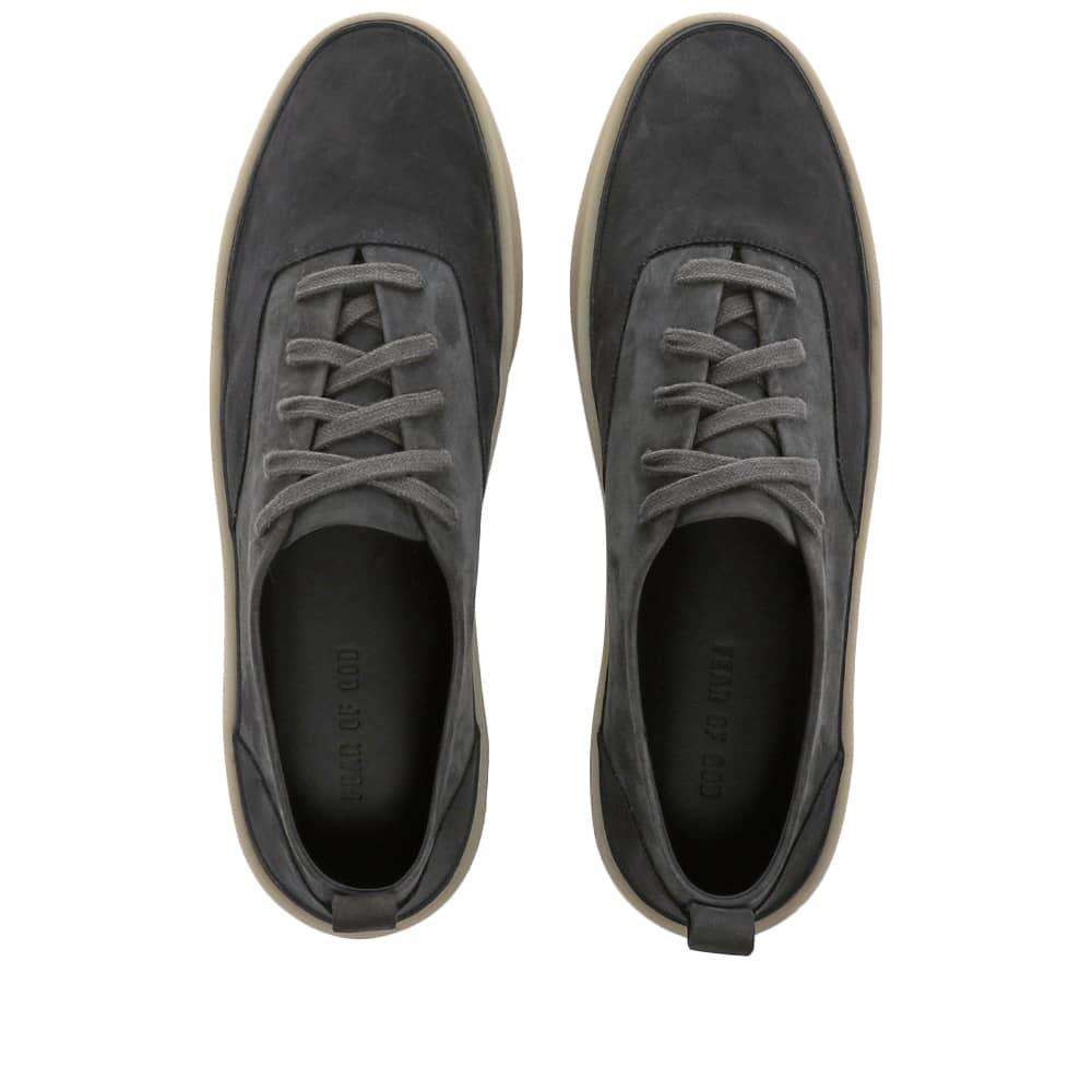 Fear of God 101 Sneaker - Off Black & Black