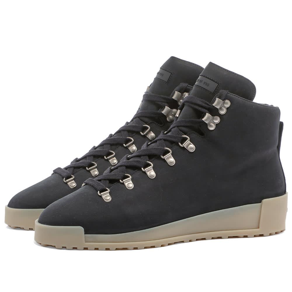 Fear of God 7Th Hiker Boot - Black