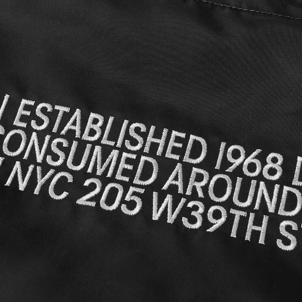 Calvin Klein 205W39NYC 1968 Drawstring Backpack - Black & White