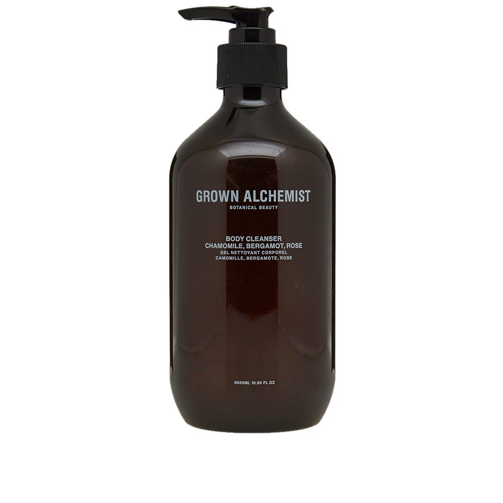 Grown Alchemist Chamomile, Bergamot & Rosewood Body Cleanser - 500ml