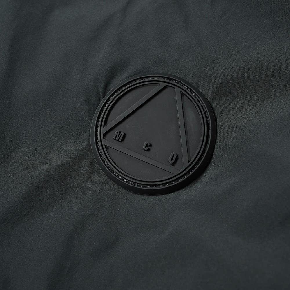 McQ Alexander McQueen Piped Windbreaker - Darkest Black