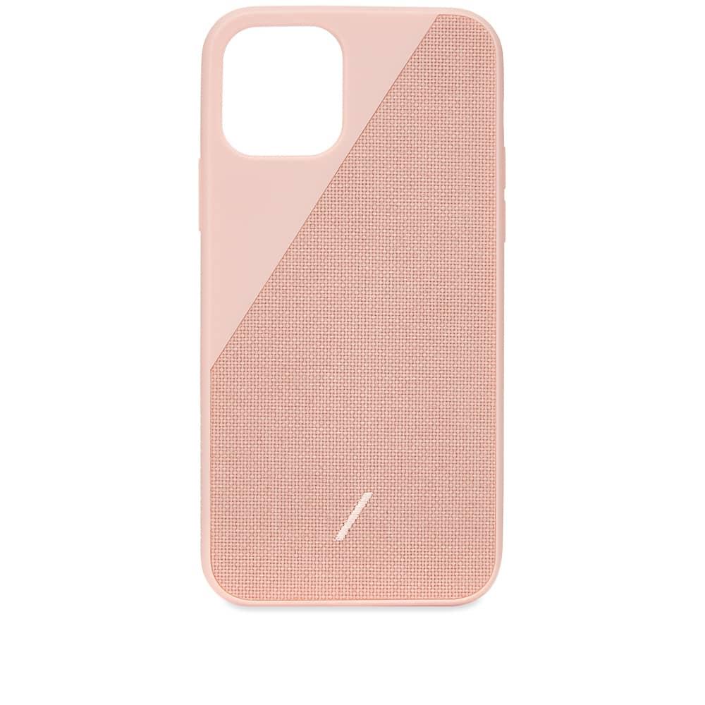 Native Union Clic Canvas iPhone 11 Pro Case - Rose