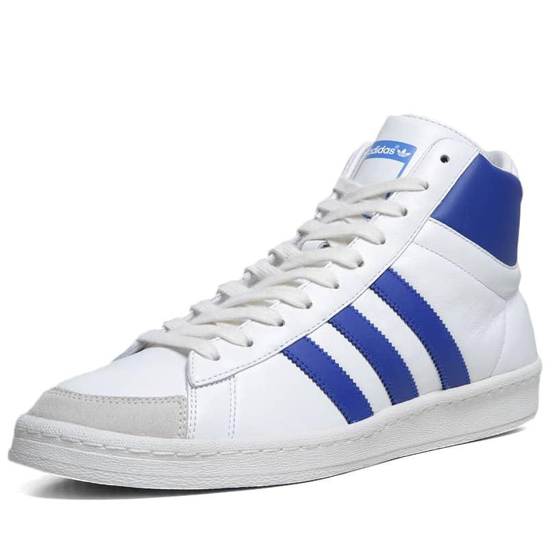 Adidas AO Hook Shot II - Pre Order - Running White & True Blue