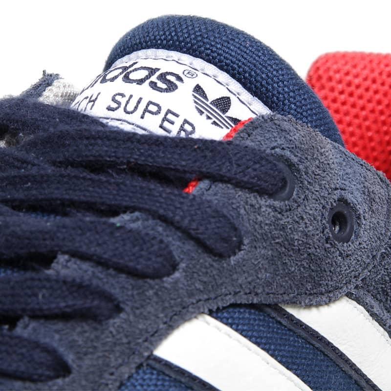 Adidas Tech Super - Pre Order - Legend Ink & Vivid Red
