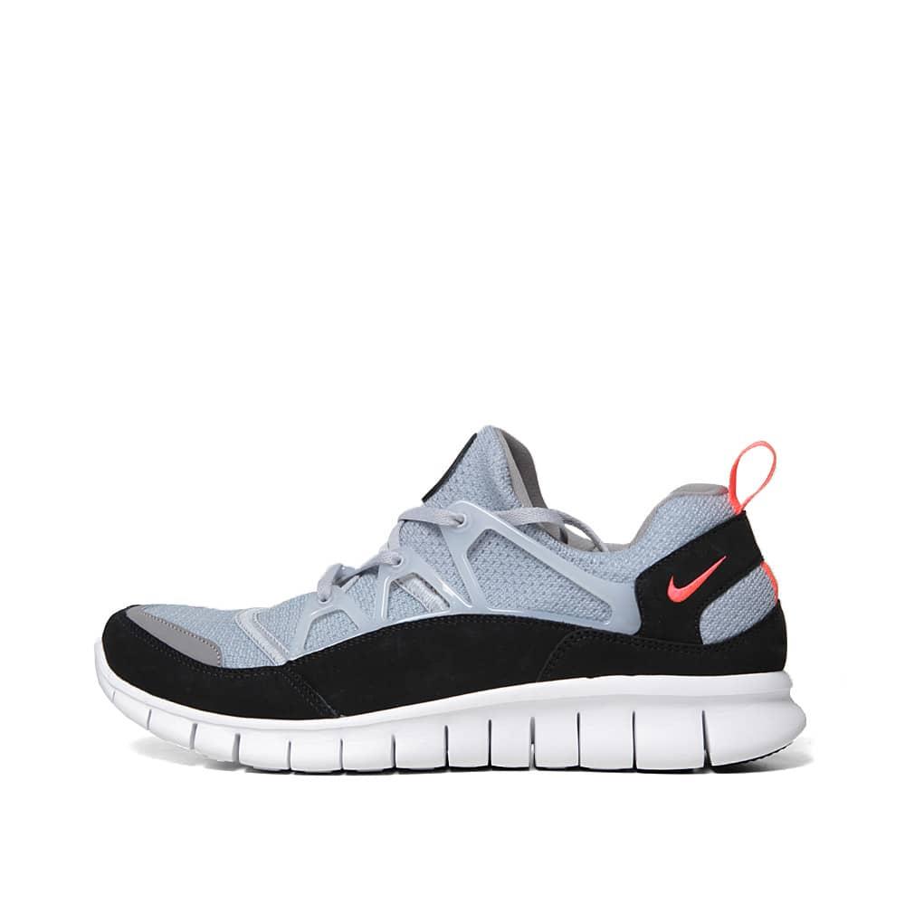 Nike Free Huarache Light  - Pre Order - Wolf Grey & Infared