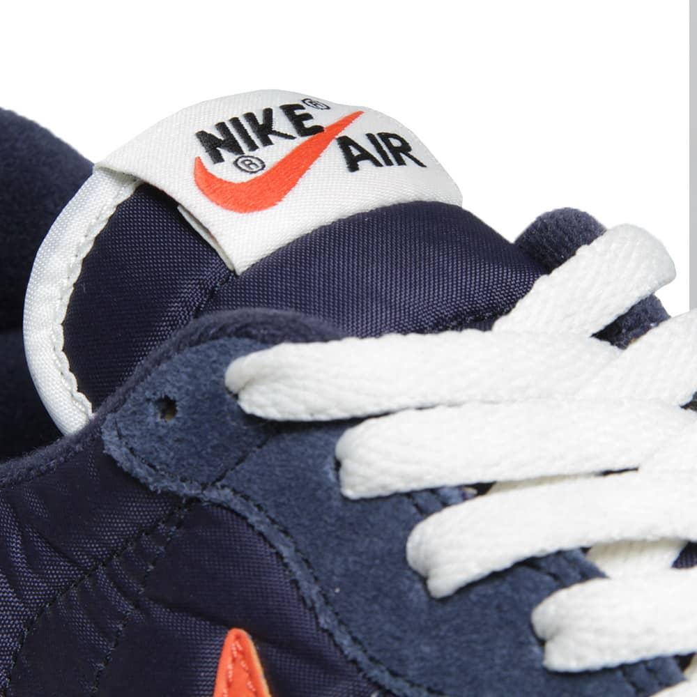 Nike Air Vortex - Pre Order - Obsidian & Team Orange