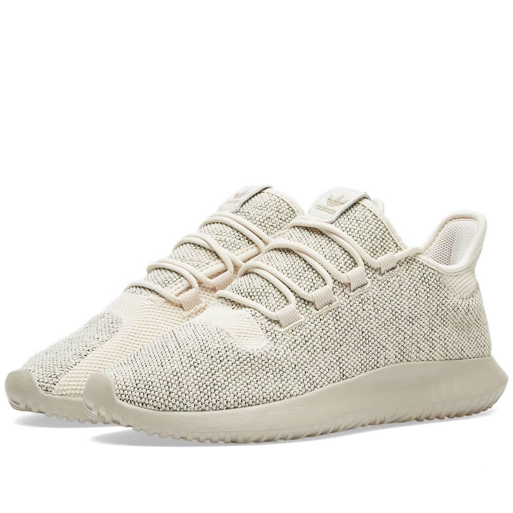 Adidas Tubular Shadow Knit Clear Brown Light Brown End