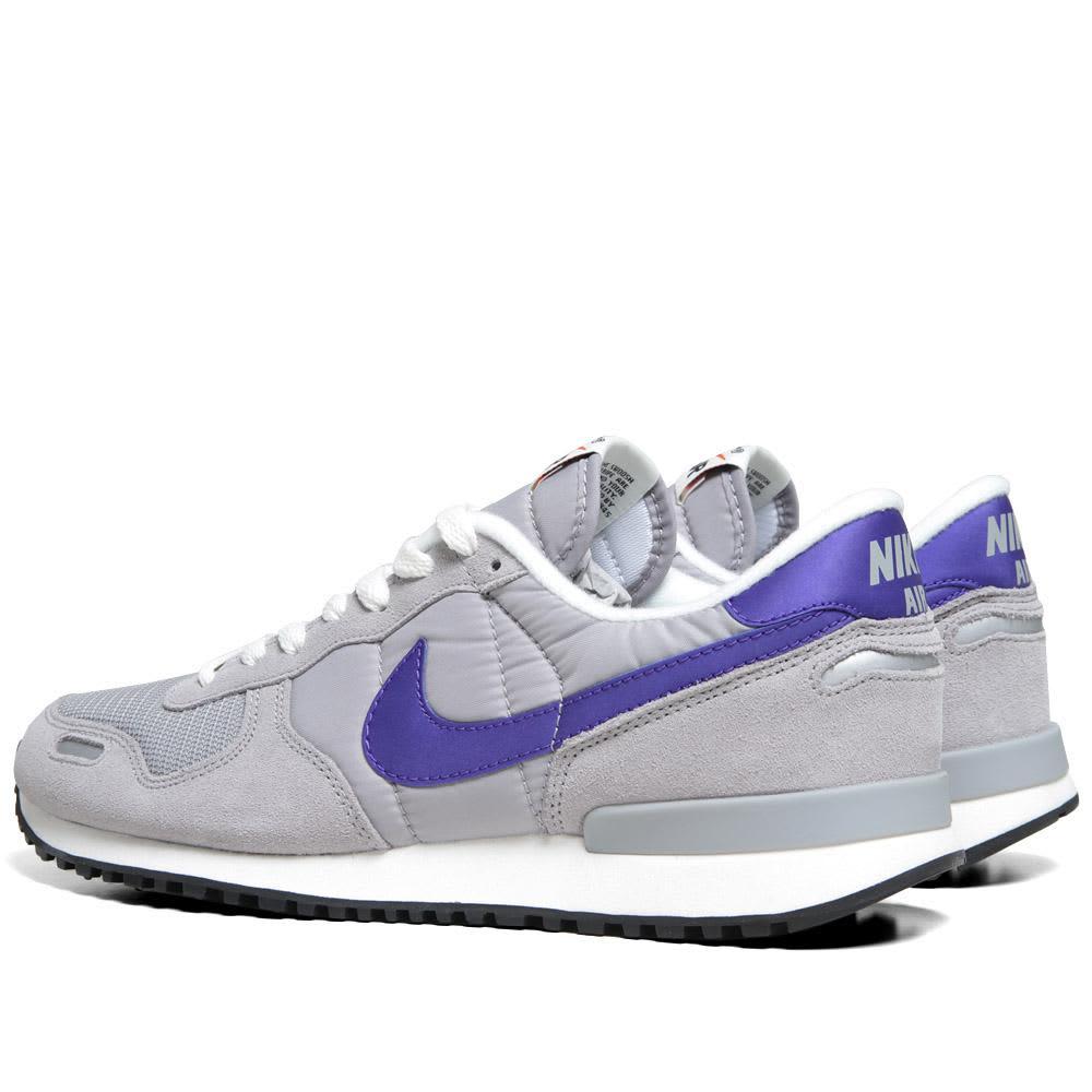 Nike Air Vortex Retro - Matte Silver & Ultramarine